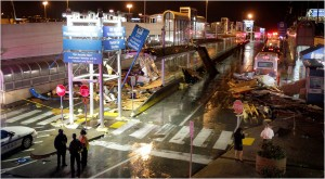 Tornadoes Hit St. Louis and Close Its Airport