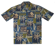 Hawaiian Shirt 2011-2012 Season