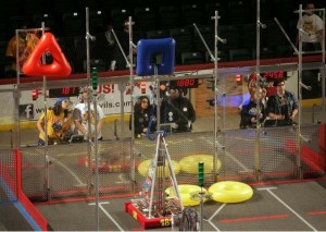 2011 New Jersey FIRST Robotics Competition