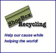 ShoeBox Recycling